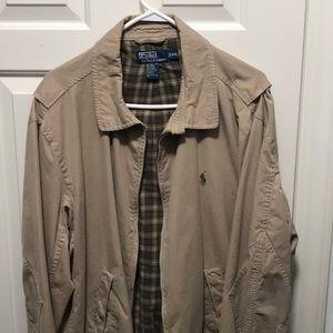 Polo jacket. Men's XXL